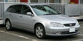 Honda Avancier I Restyling 2001 - 2003 Station wagon 5 door #8