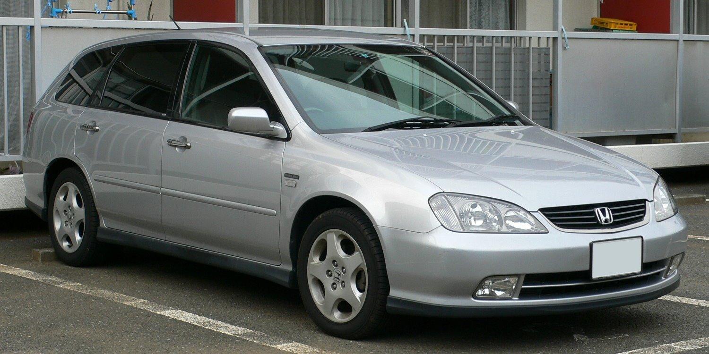 Honda Avancier I Restyling 2001 - 2003 Station wagon 5 door #4