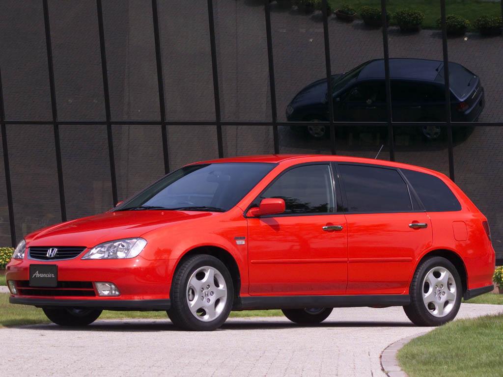 Honda Avancier I Restyling 2001 - 2003 Station wagon 5 door #2