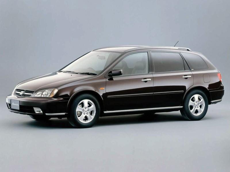 Honda Avancier I Restyling 2001 - 2003 Station wagon 5 door #5