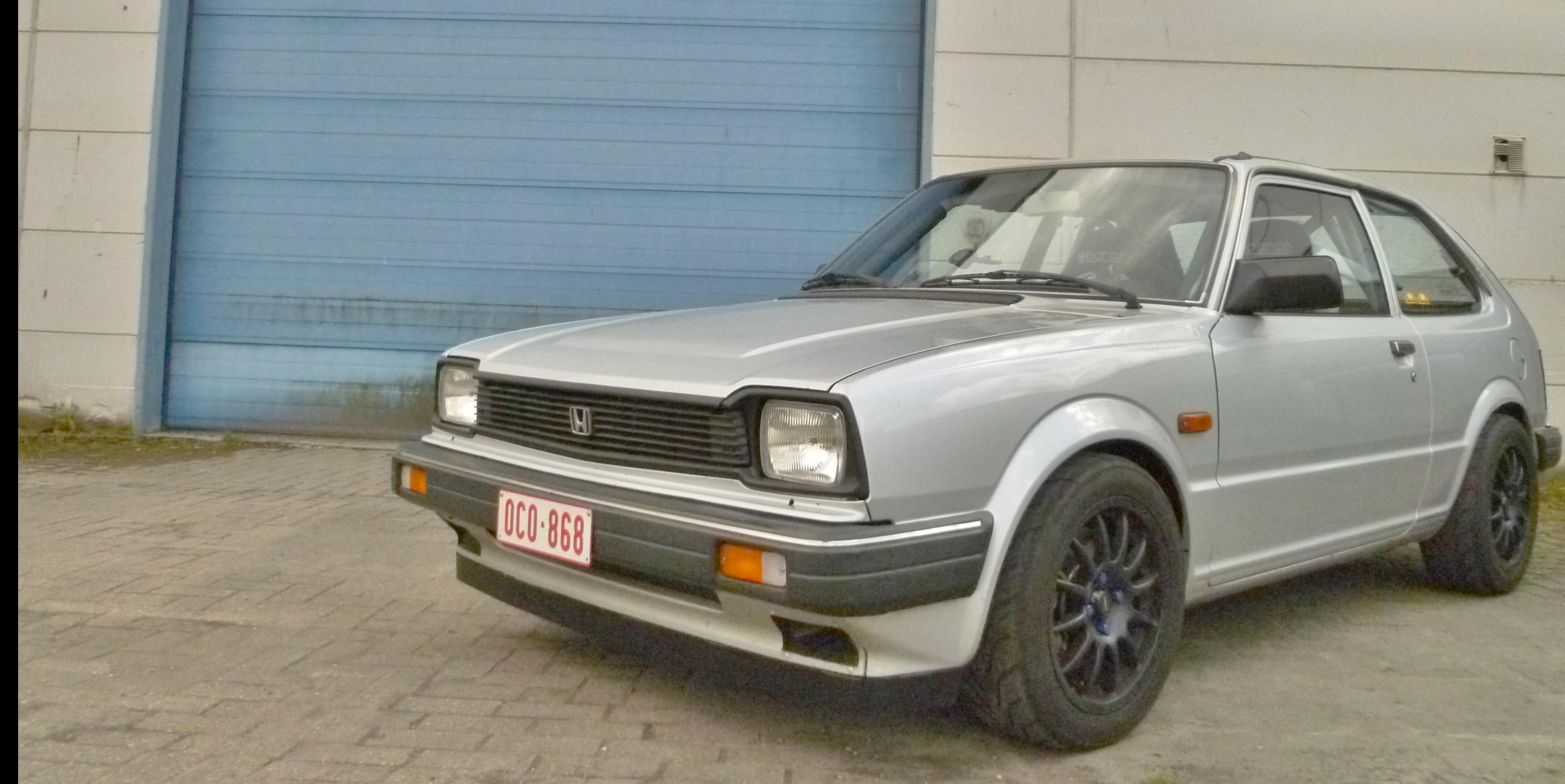 Honda Civic II 1979 - 1983 Sedan #6