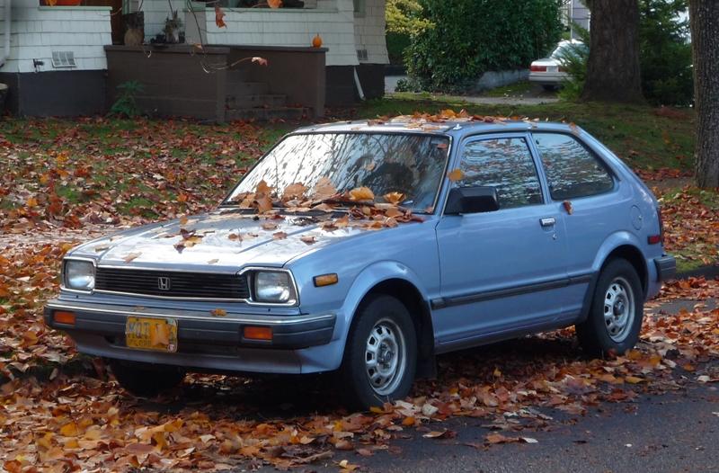 Honda Civic II 1979 - 1983 Sedan #1