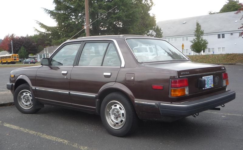Honda Ballade I 1980 - 1983 Sedan #1