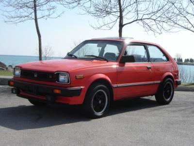 Honda Ballade I 1980 - 1983 Sedan #6