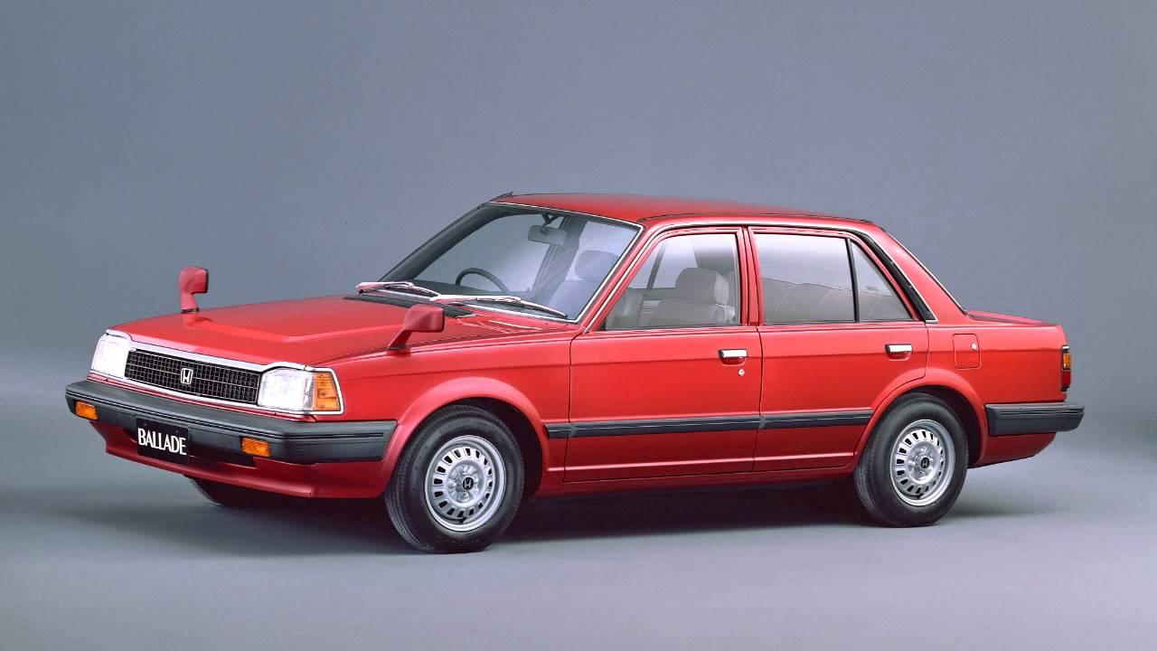 Honda Ballade I 1980 - 1983 Sedan #4