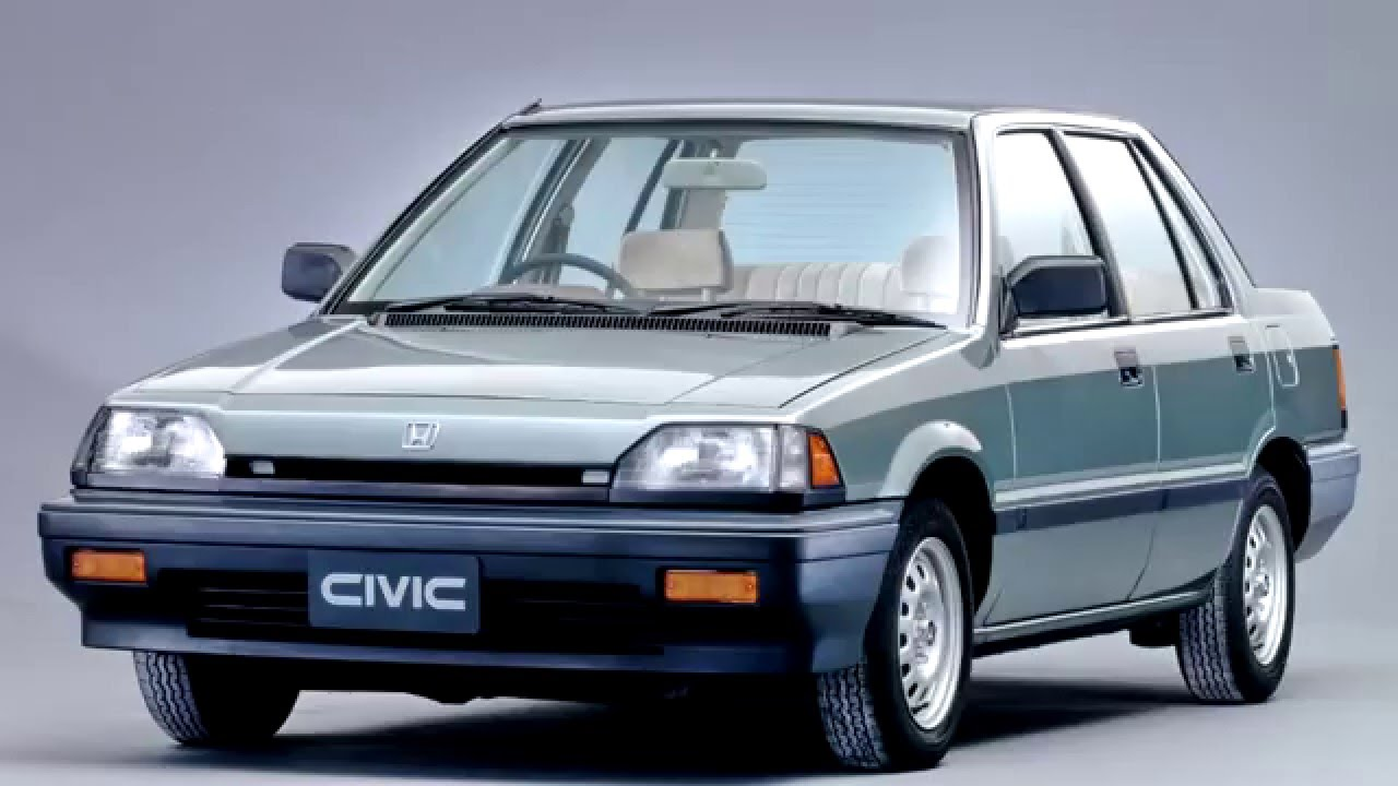 Honda Ballade II 1983 - 1987 Sedan #7