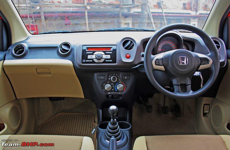 Honda Brio I 2011 - now Hatchback 5 door #3