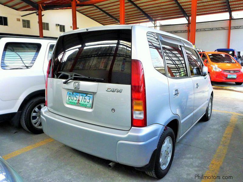 Honda Capa 1998 - 2002 Microvan #2