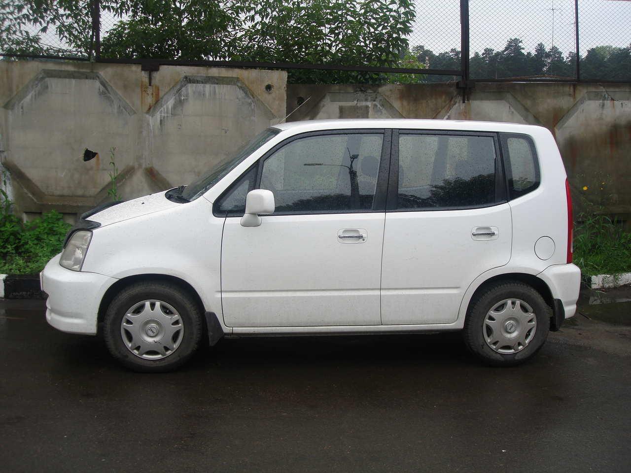 Honda Capa 1998 - 2002 Microvan #7