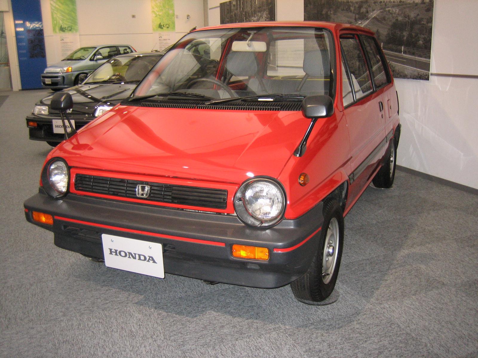 Honda City I 1981 - 1986 Hatchback 3 door #2