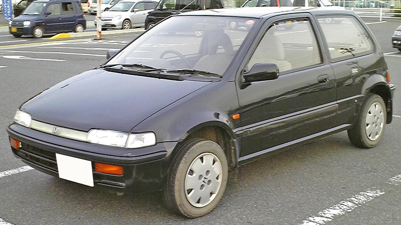 Honda City I 1981 - 1986 Hatchback 3 door #6