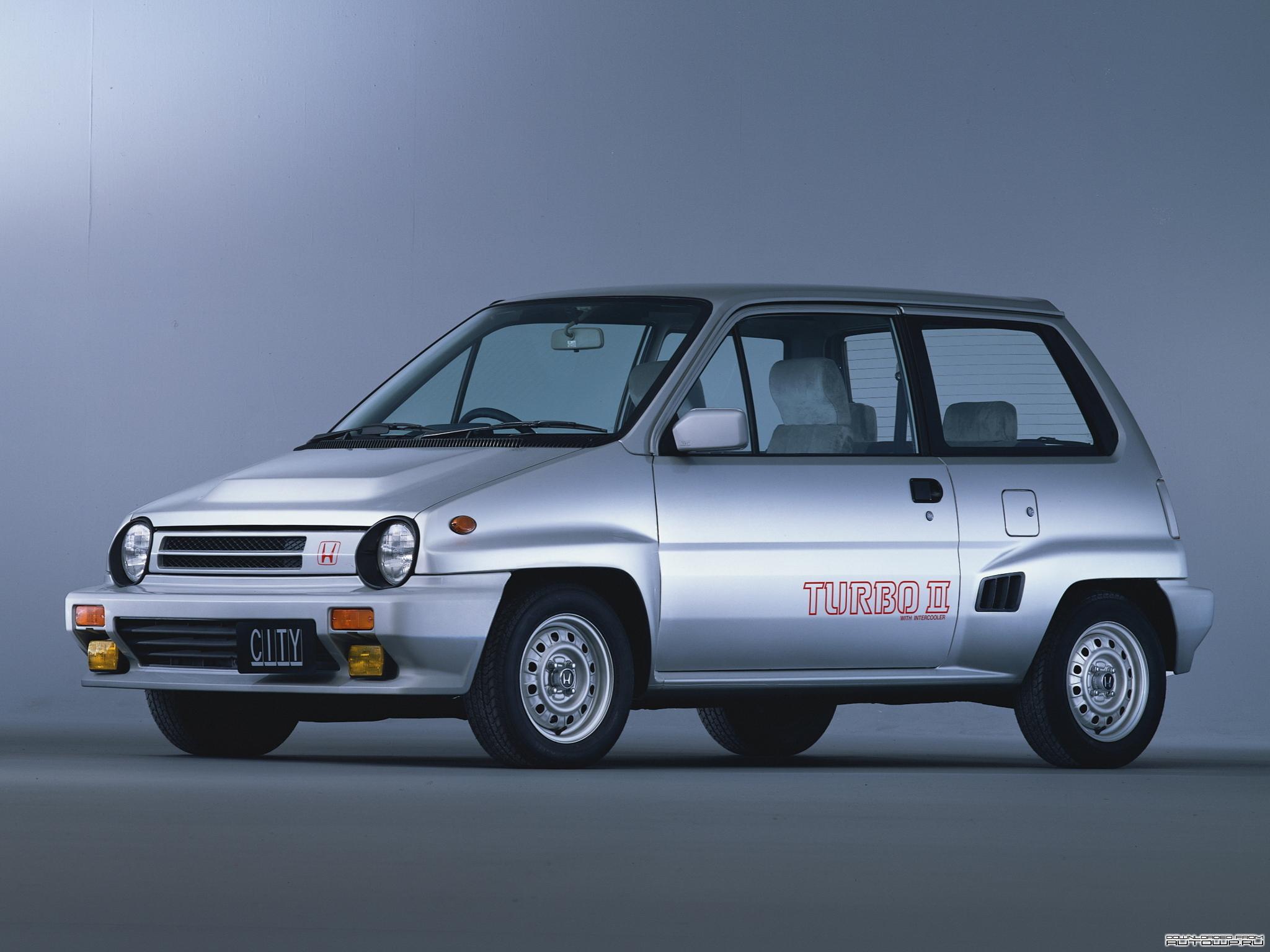Honda City II 1986 - 1994 Hatchback 3 door #5