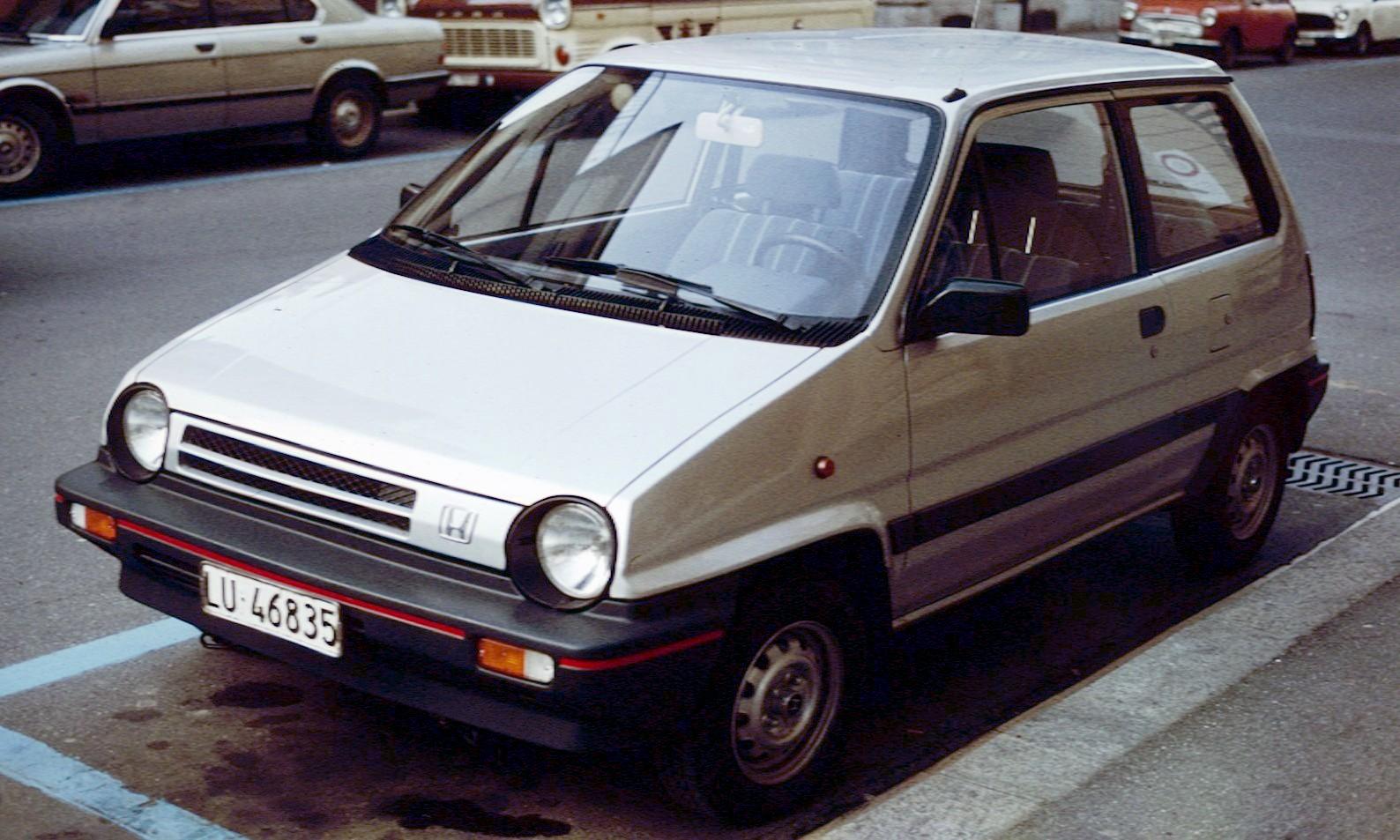 Honda City II 1986 - 1994 Hatchback 3 door #2