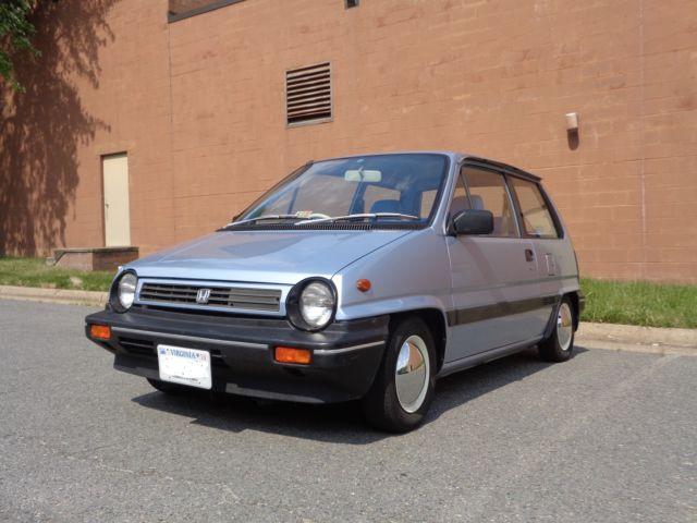 Honda City II 1986 - 1994 Hatchback 3 door #7