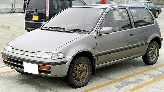 Honda City II 1986 - 1994 Hatchback 3 door #1