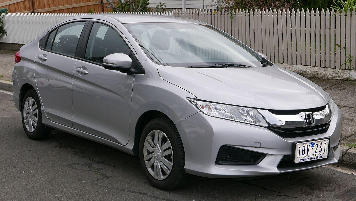 Honda Fit Aria 2002 - 2009 Sedan #1