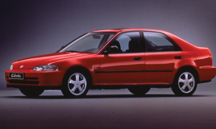 Honda Civic Ferio I 1991 - 1995 Sedan #1