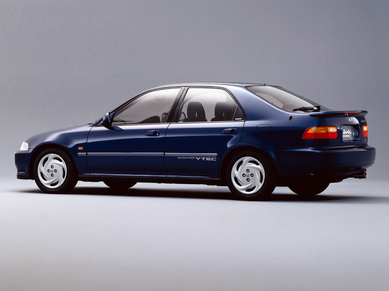 Honda Civic Ferio I 1991 - 1995 Sedan #6