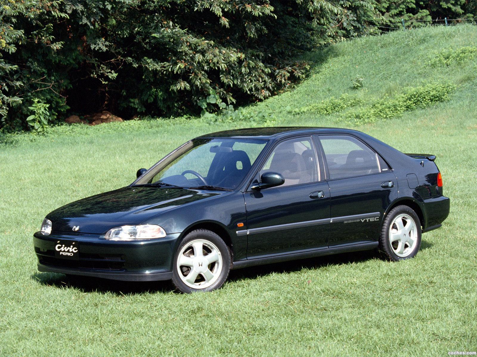 Honda Civic Ferio I 1991 - 1995 Sedan #4
