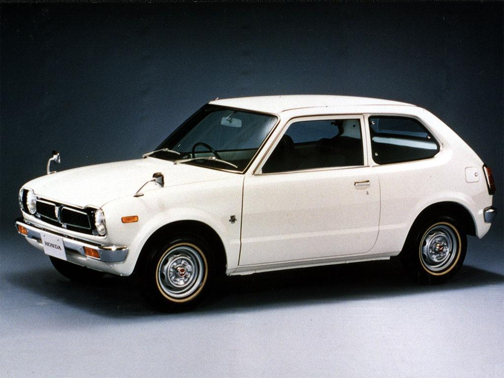 Honda Civic I 1972 - 1979 Hatchback 3 door #6