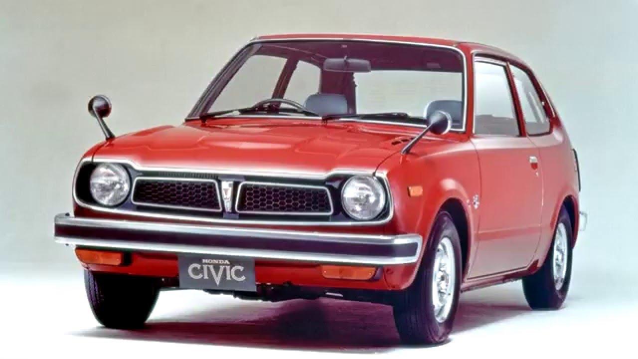 Honda Civic I 1972 - 1979 Hatchback 3 door #1