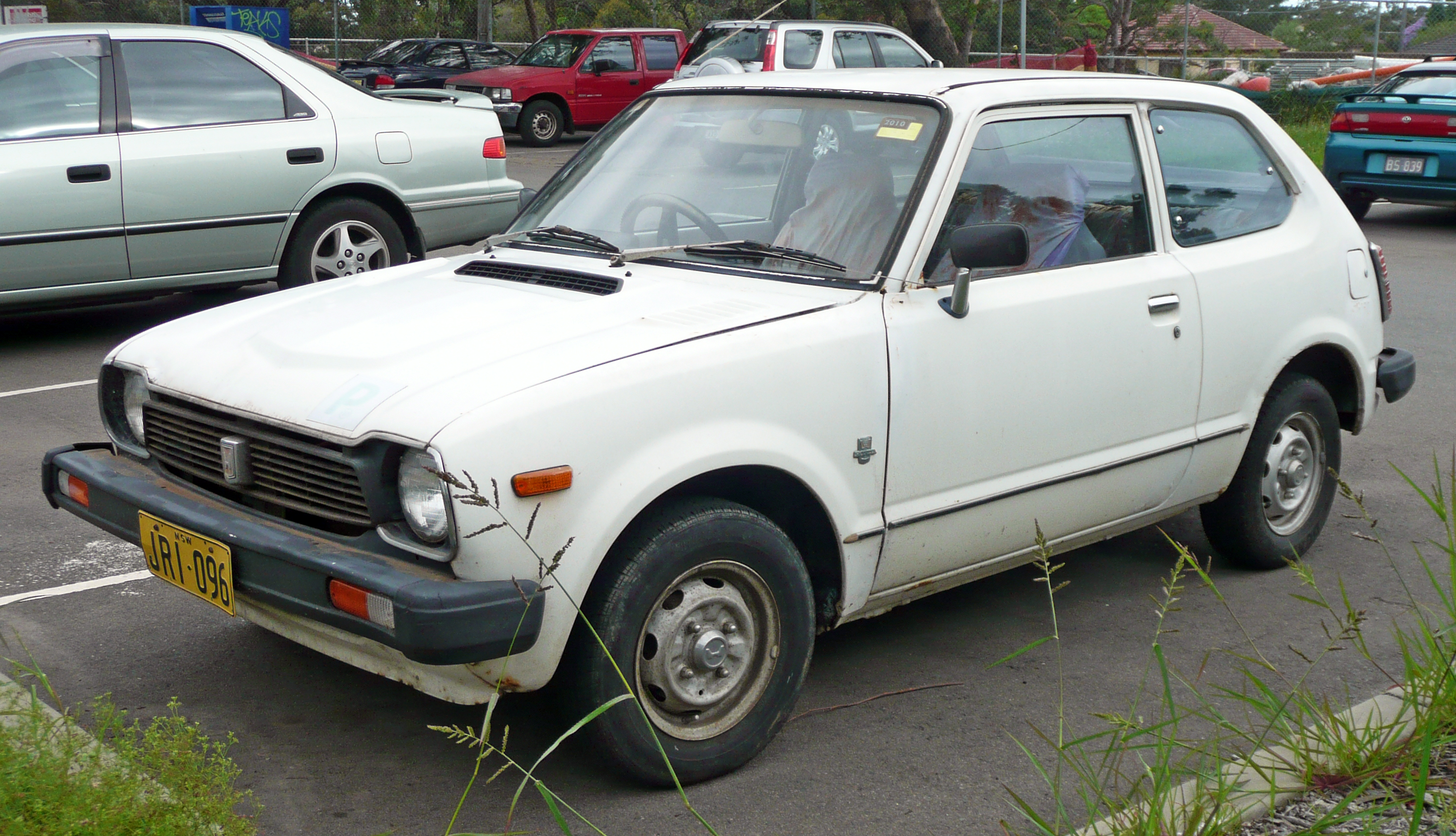 Honda Civic I 1972 - 1979 Hatchback 3 door #4