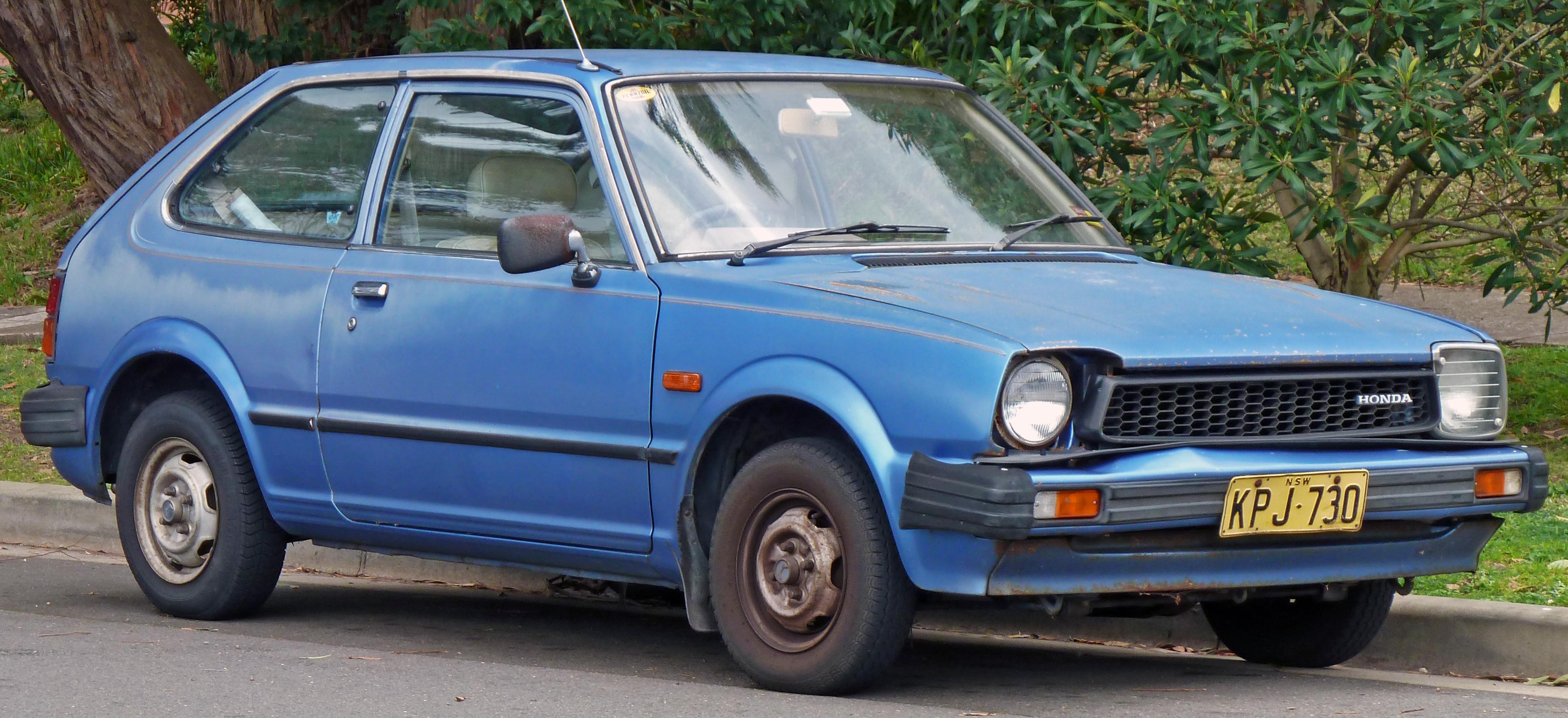 Honda Civic II 1979 - 1983 Sedan #3