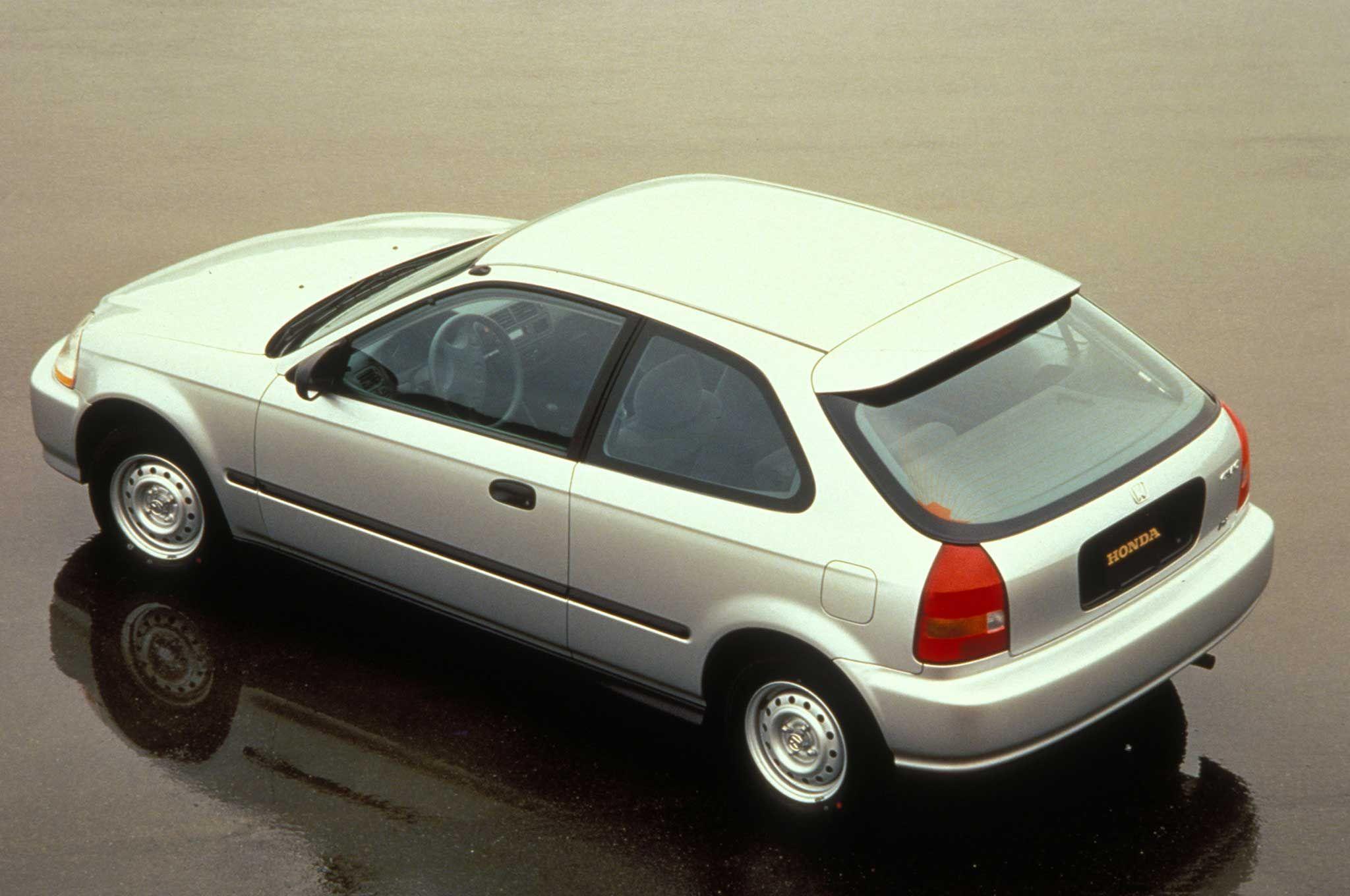 Honda Civic V 1991 - 1997 Hatchback 5 door #8