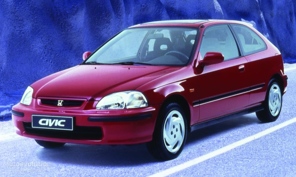 Honda Orthia I 1996 - 1999 Station wagon 5 door #4