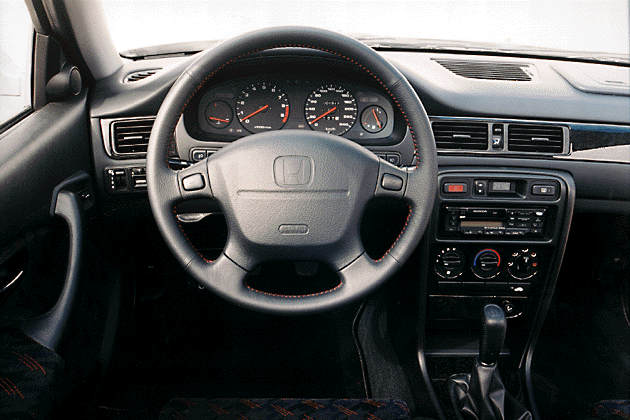 Honda Orthia I 1996 - 1999 Station wagon 5 door #5