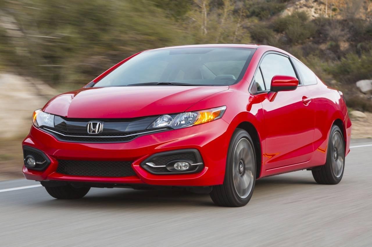 Honda Civic X 2015 - now Coupe #6