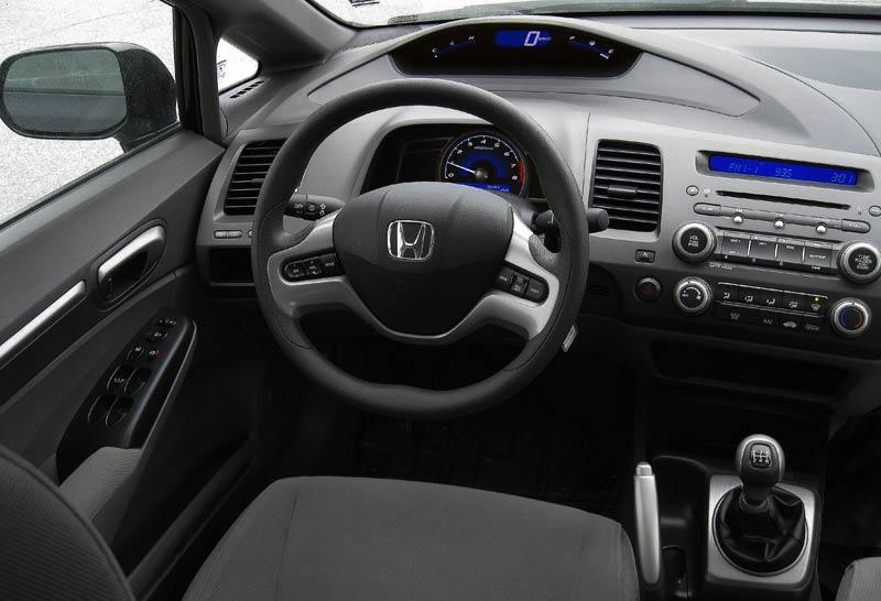 Honda Civic IX 2011 - 2015 Sedan #8