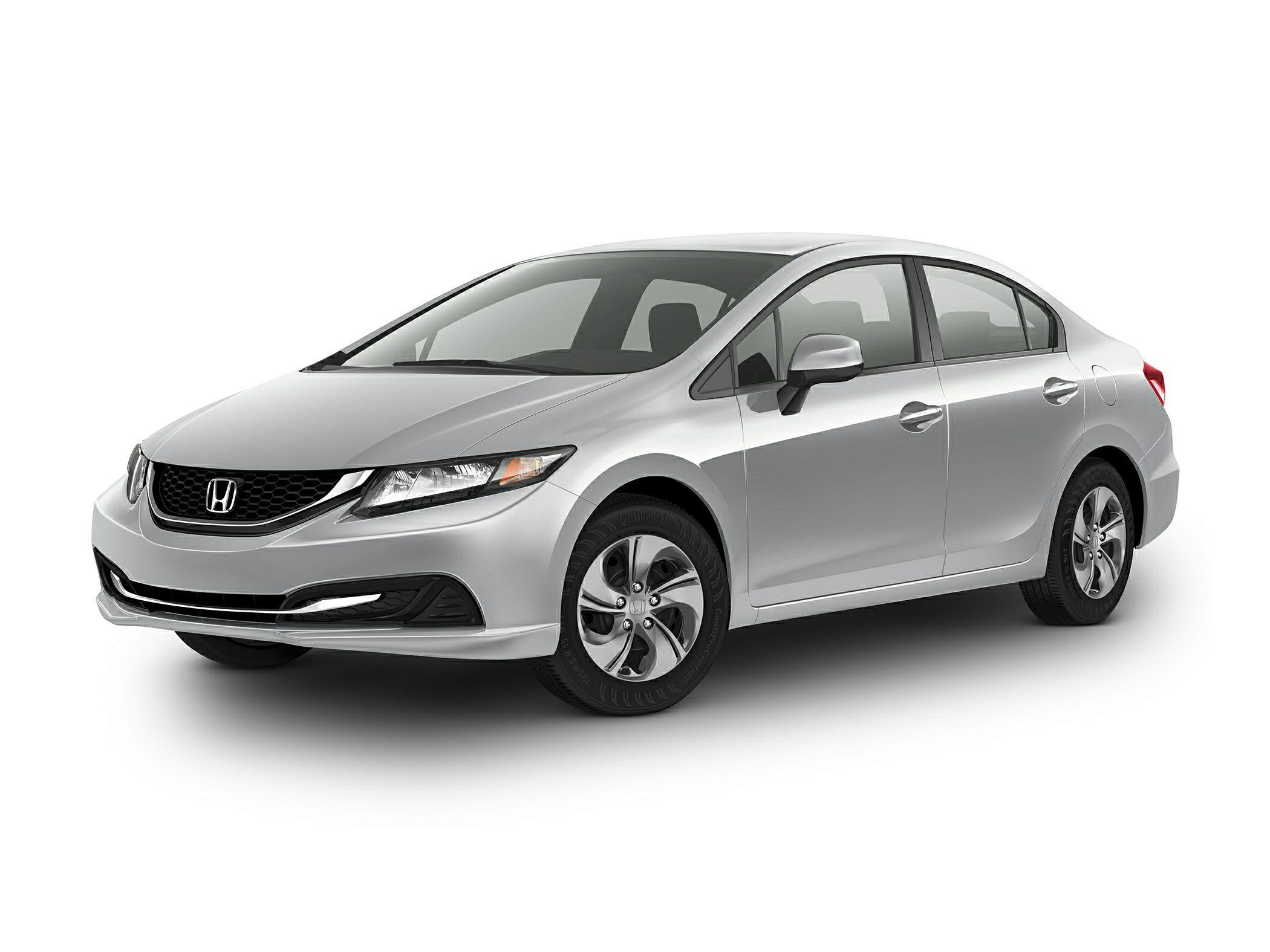 Honda Civic IX 2011 - 2015 Sedan #1