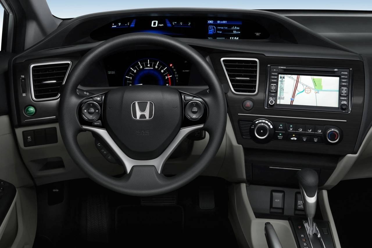 Honda Civic IX 2011 - 2015 Sedan #7
