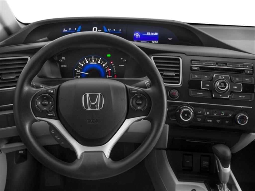 Honda Civic IX 2011 - 2015 Sedan #5