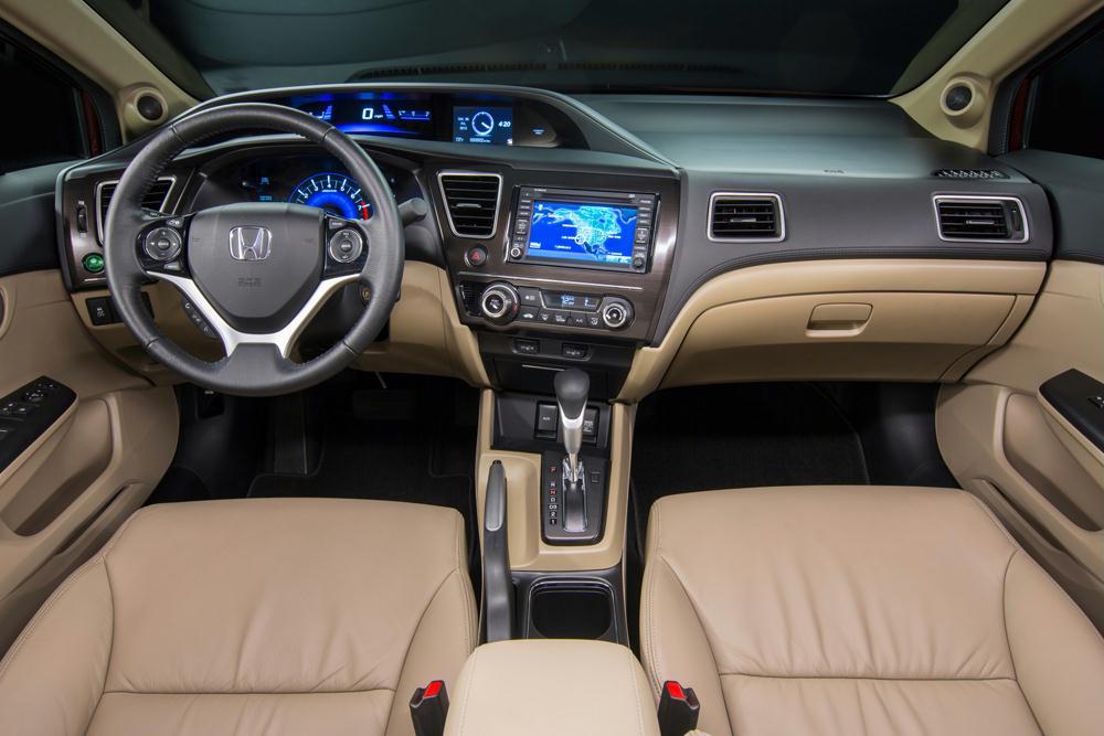 Honda Civic IX Restyling 2013 - 2016 Sedan #2