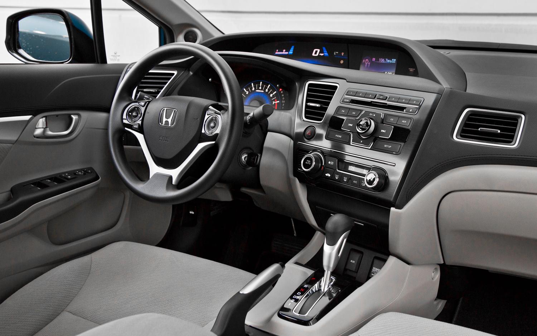 Honda Civic IX Restyling 2013 - 2016 Sedan #3