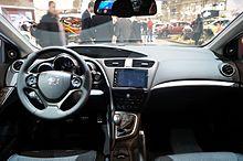 Honda Civic IX Restyling 2013 - 2016 Station wagon 5 door #7