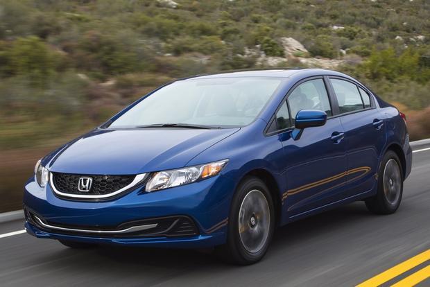 Honda Civic IX Restyling 2013 - 2016 Station wagon 5 door #6
