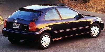 Honda Civic V 1991 - 1997 Hatchback 5 door #2