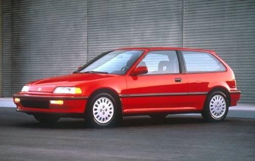 Honda Civic V 1991 - 1997 Hatchback 5 door #3