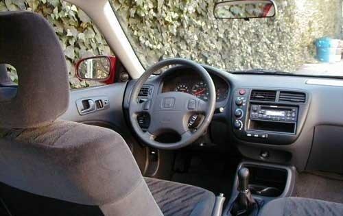 Honda Civic V 1991 - 1997 Hatchback 5 door #1