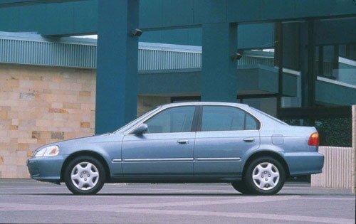 Honda Civic V 1991 - 1997 Hatchback 5 door #4