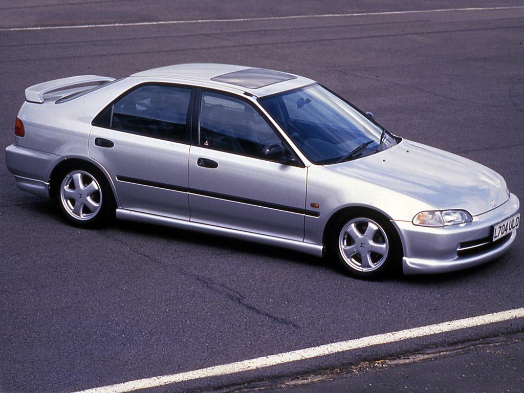 Honda Civic Ferio I 1991 - 1995 Sedan #5
