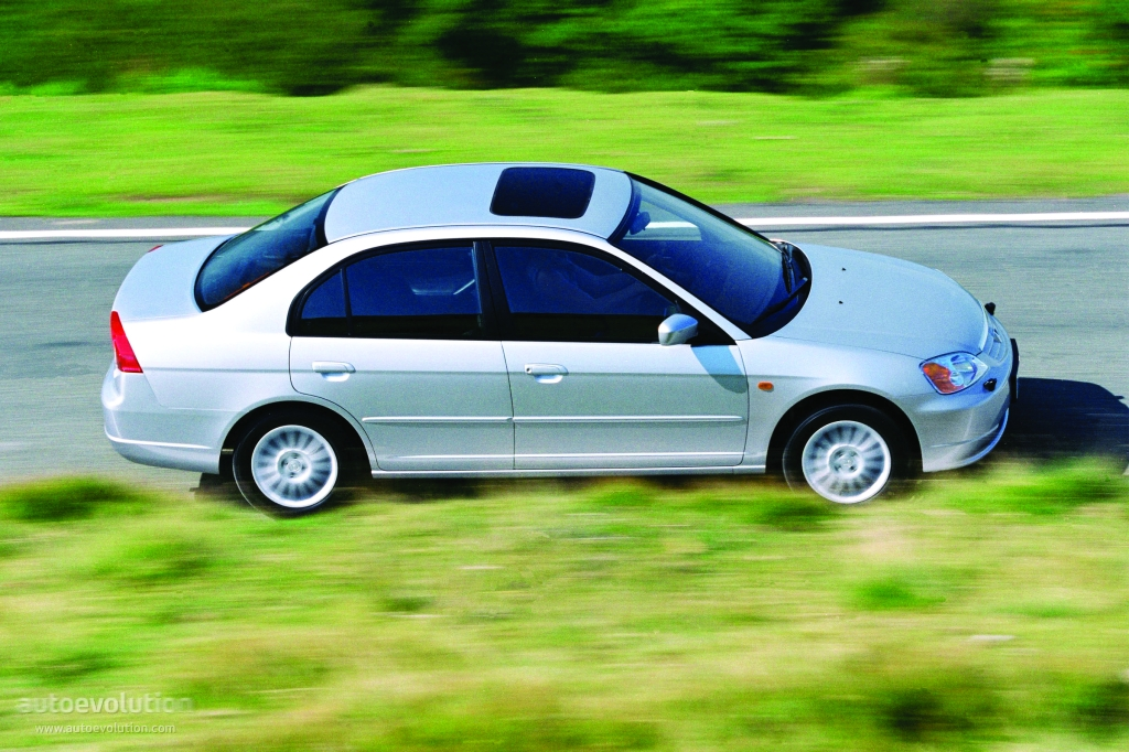 Honda Civic VII 2000 - 2003 Hatchback 5 door #6