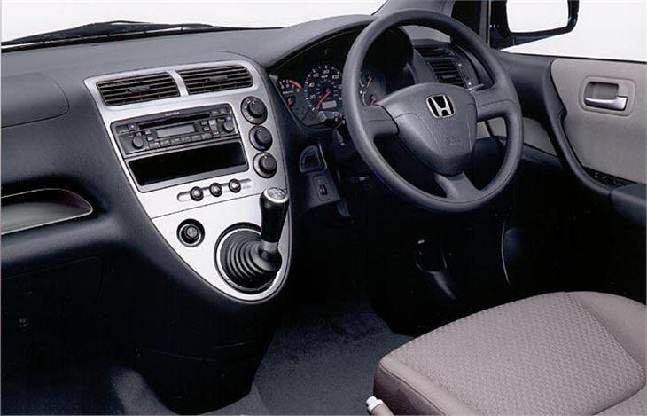 Honda Civic VII 2000 - 2003 Hatchback 5 door #5