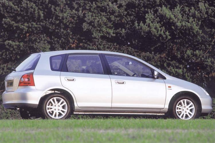 Honda Civic VII 2000 - 2003 Hatchback 5 door #7