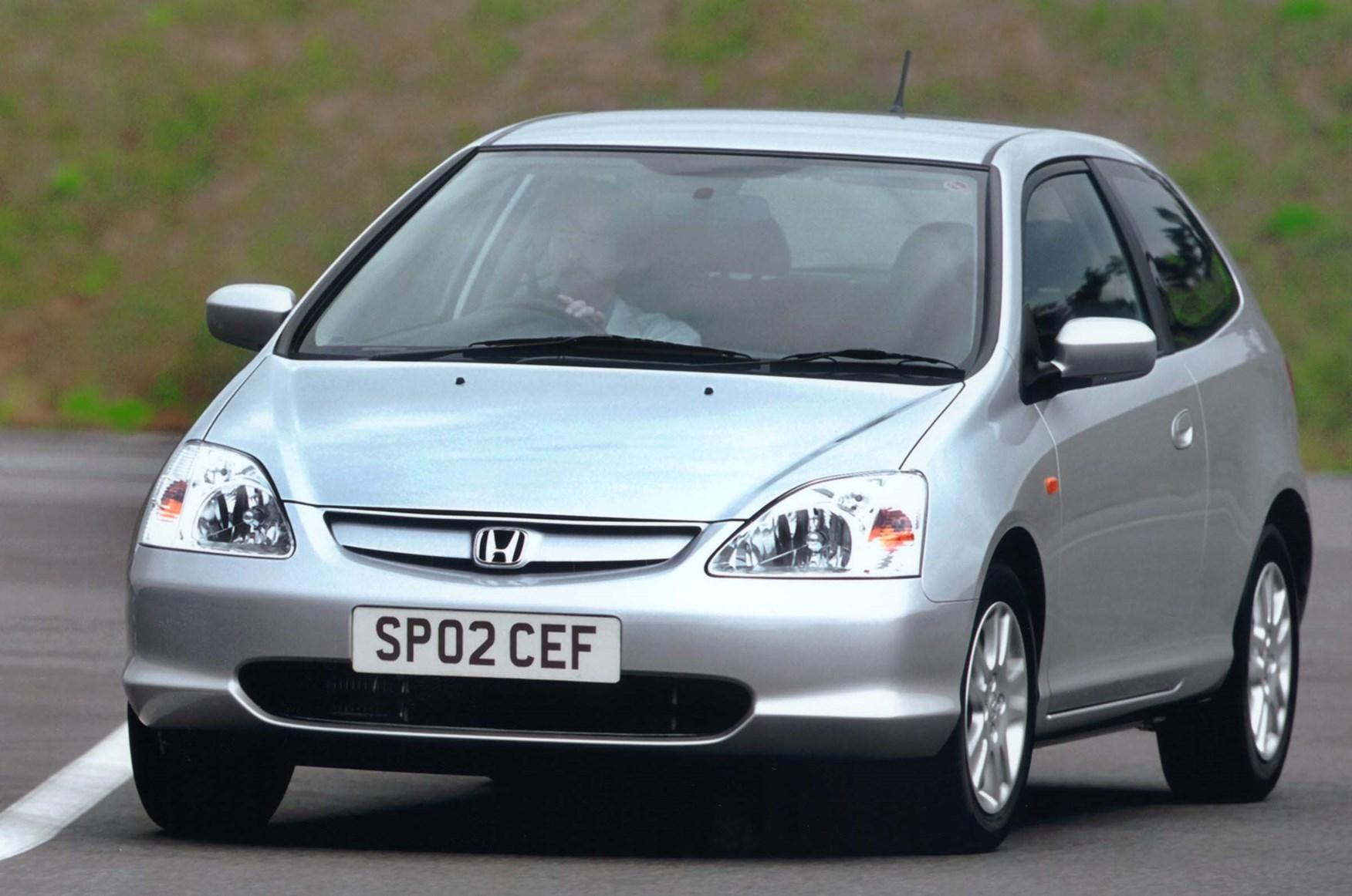 Honda Civic VII 2000 - 2003 Hatchback 5 door #3