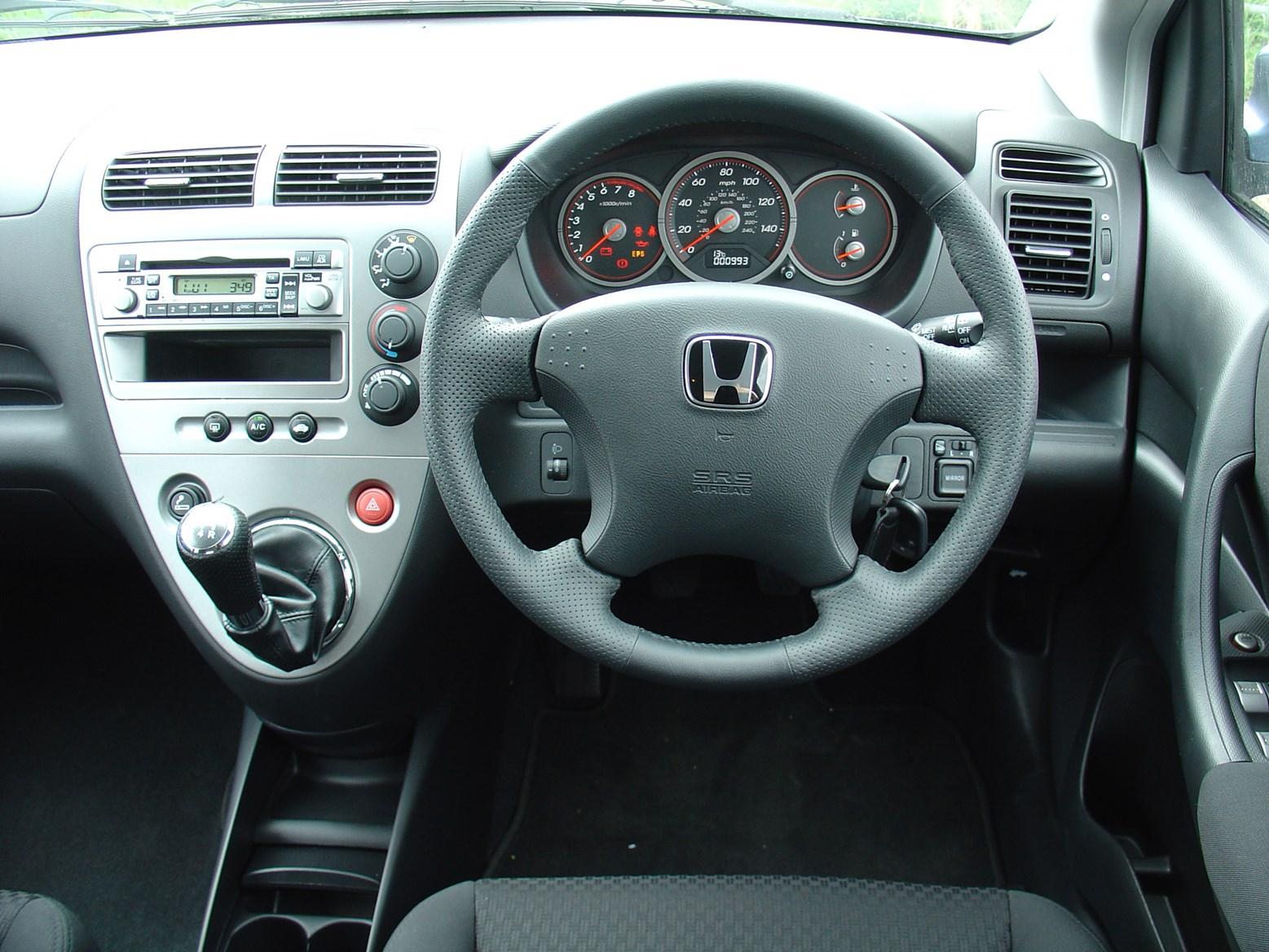 Honda Civic VII 2000 - 2003 Hatchback 5 door #1