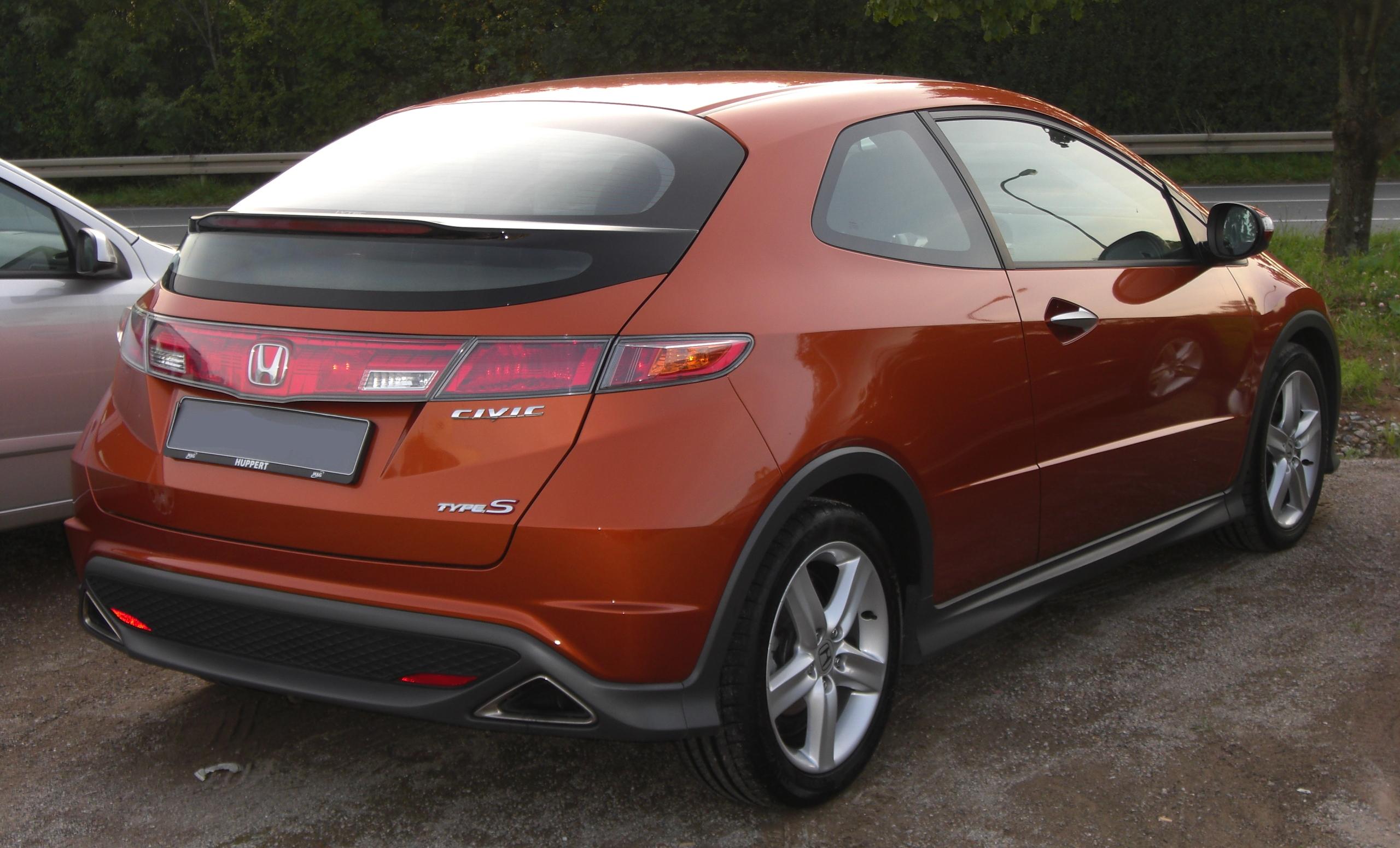Honda Civic Type R VIII Restyling 2008 - 2010 Hatchback 3 door #5